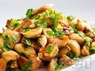 Рецепта Чесън на фурна